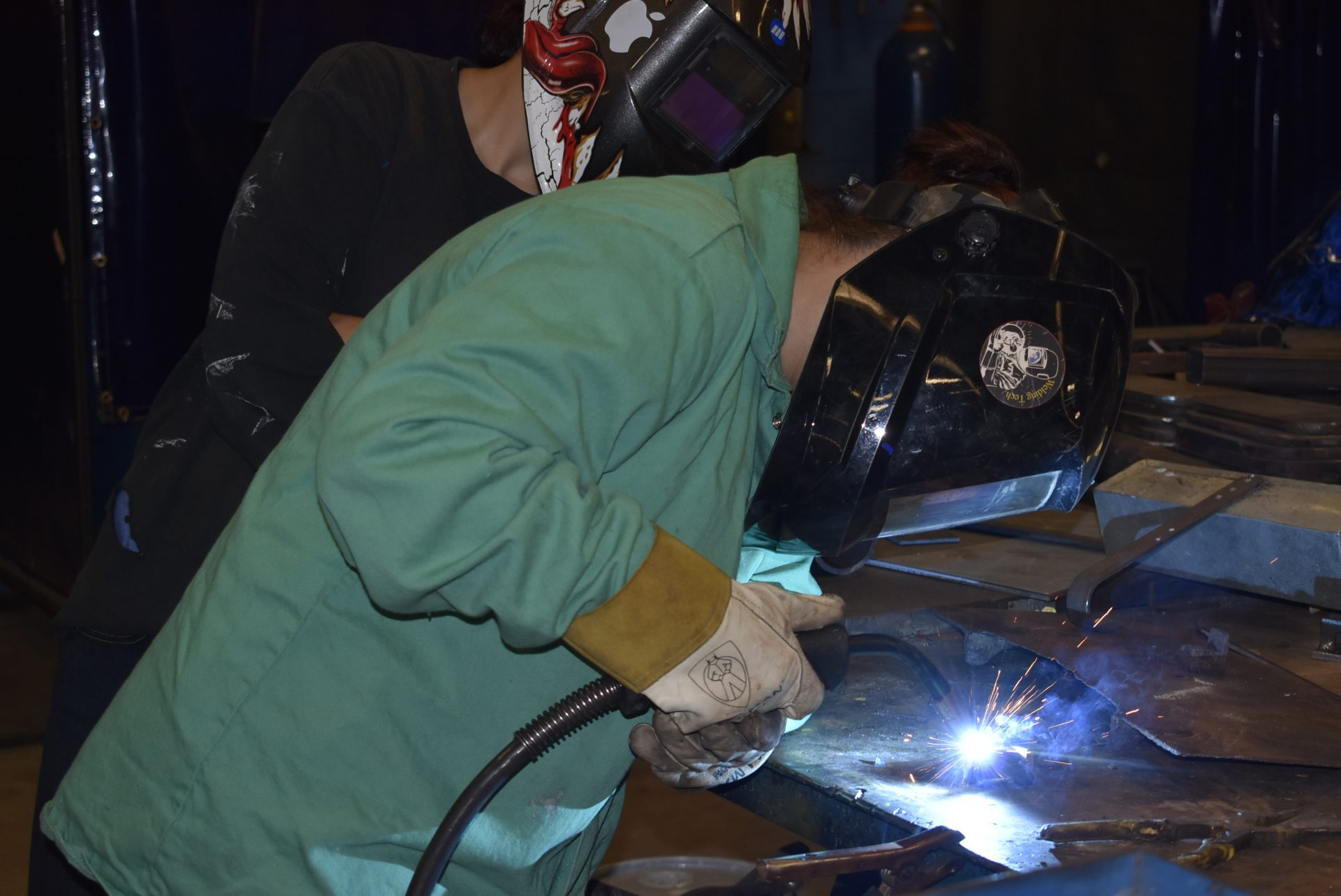 Welding Technology | Greater New Bedford Regional Vocational