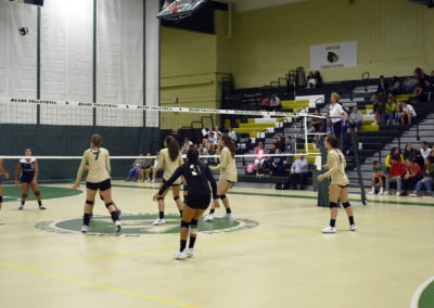 Girls volleyball game 6