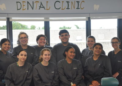 Dental Assisting group picture 12-2