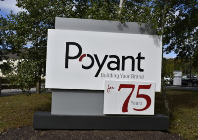 Poyant Sign