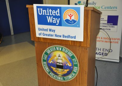 united way gnbvt podium