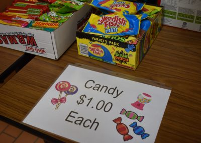 Candy $1.00 Each