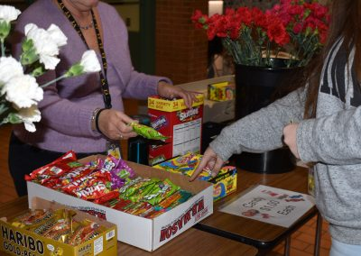 Choosing Candy