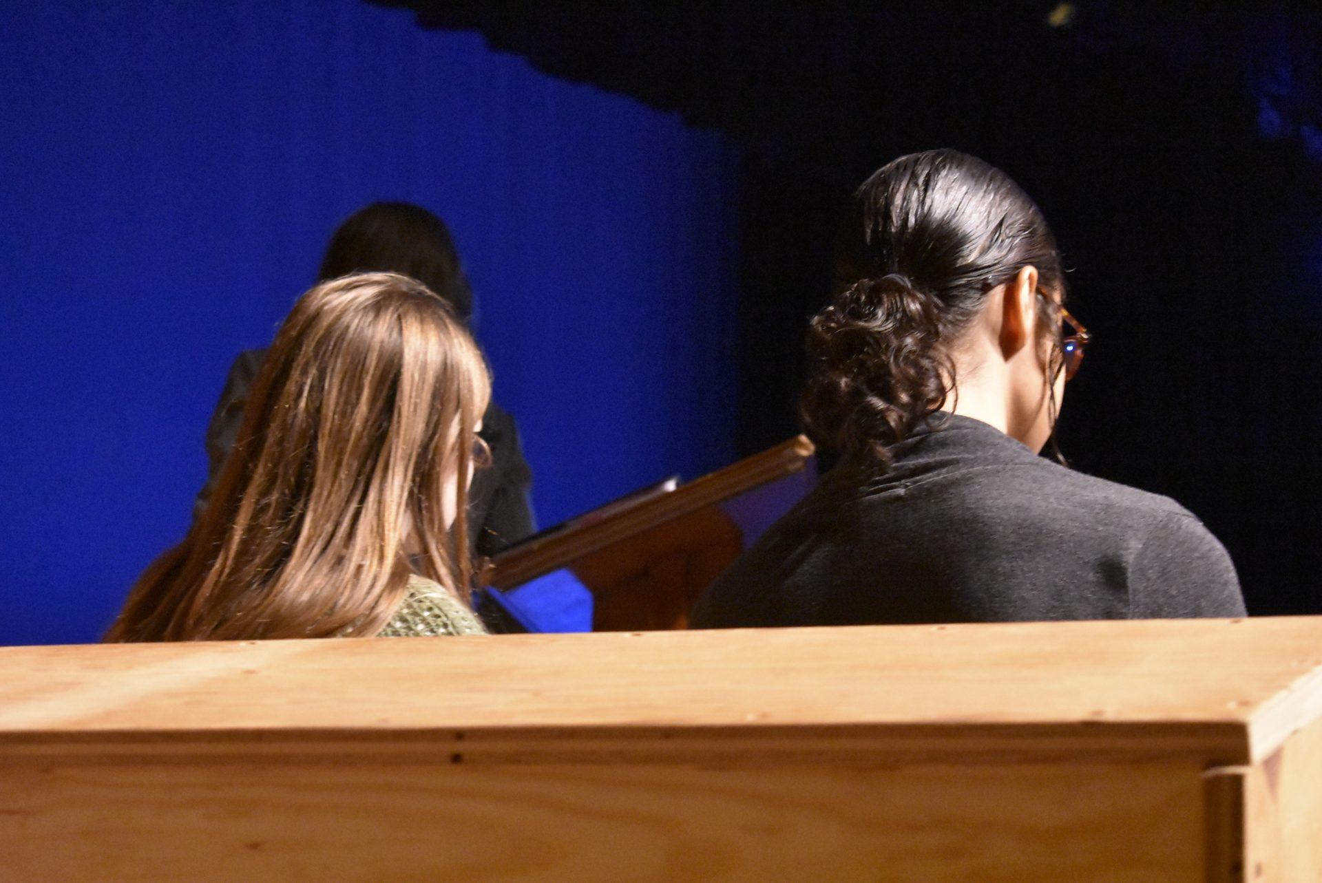 VTTC Actors on Stage (Behind)
