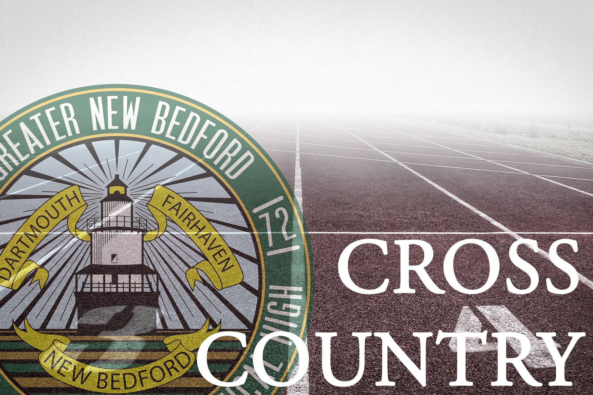 Fall Sports Cross Country image with gnbvt logo faded on the left