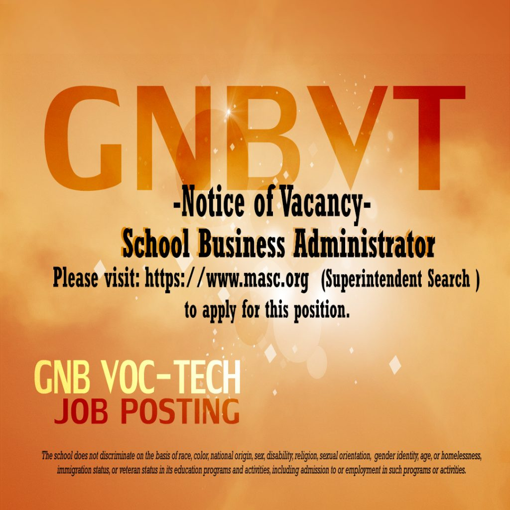 School Business Adminstrator Job Link