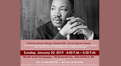 Dr. Martin Luther King, Jr. Essay Contest
