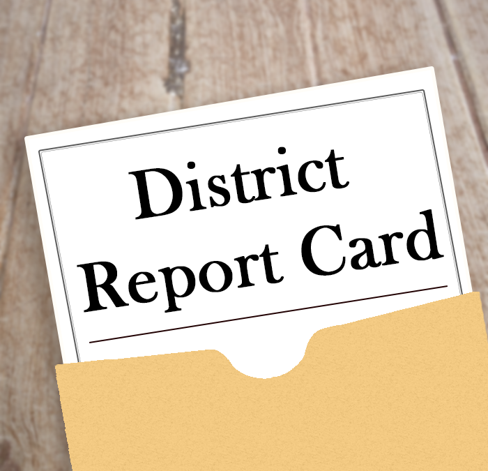 Updated 2019 District Report Card
