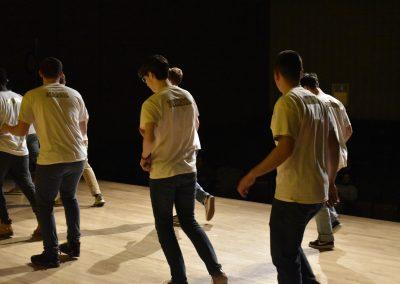 Mr. Voc Tech Opening dance Ciarcia Teixeira Sao-Joa