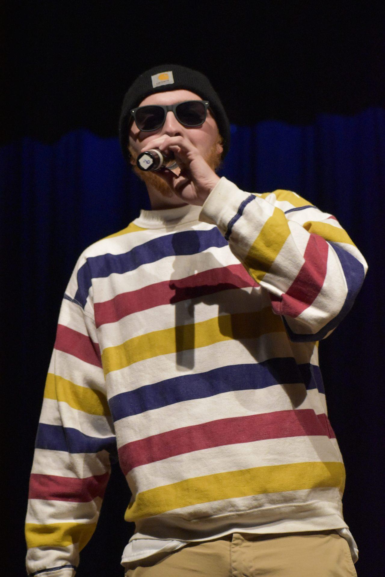Mr. Voc Tech Casual Wear - Dylan