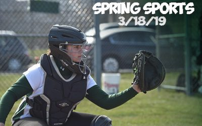 GNBVT Athletic Schedule – Spring Sports 3/18/19