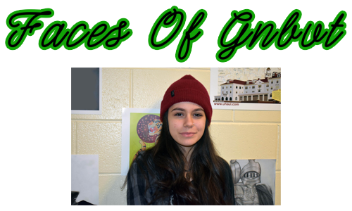 Mckenzie Faces of GNB