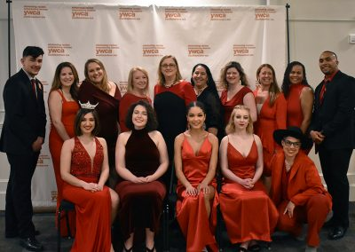 GNBVT Family at Red Dress Event