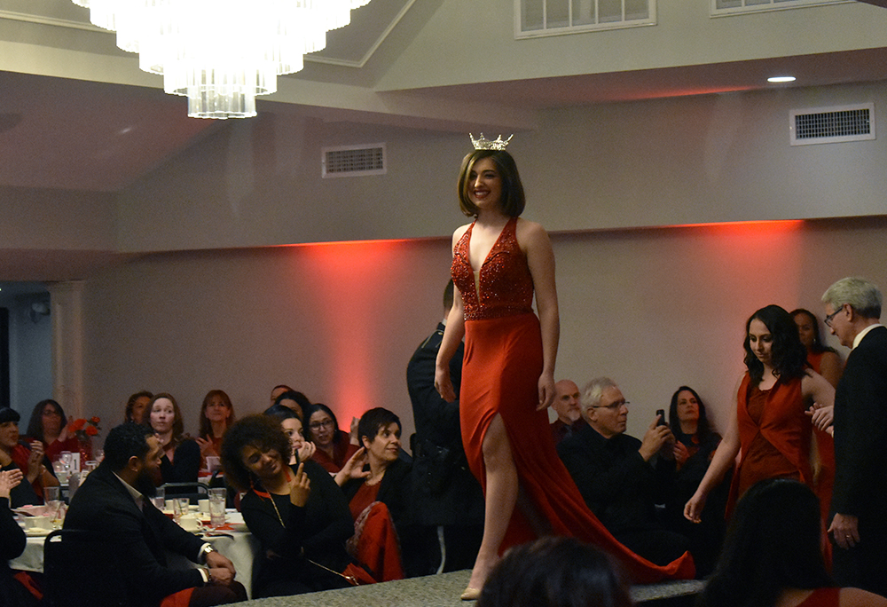 Alumni Miss New Bedford Walking the Runway