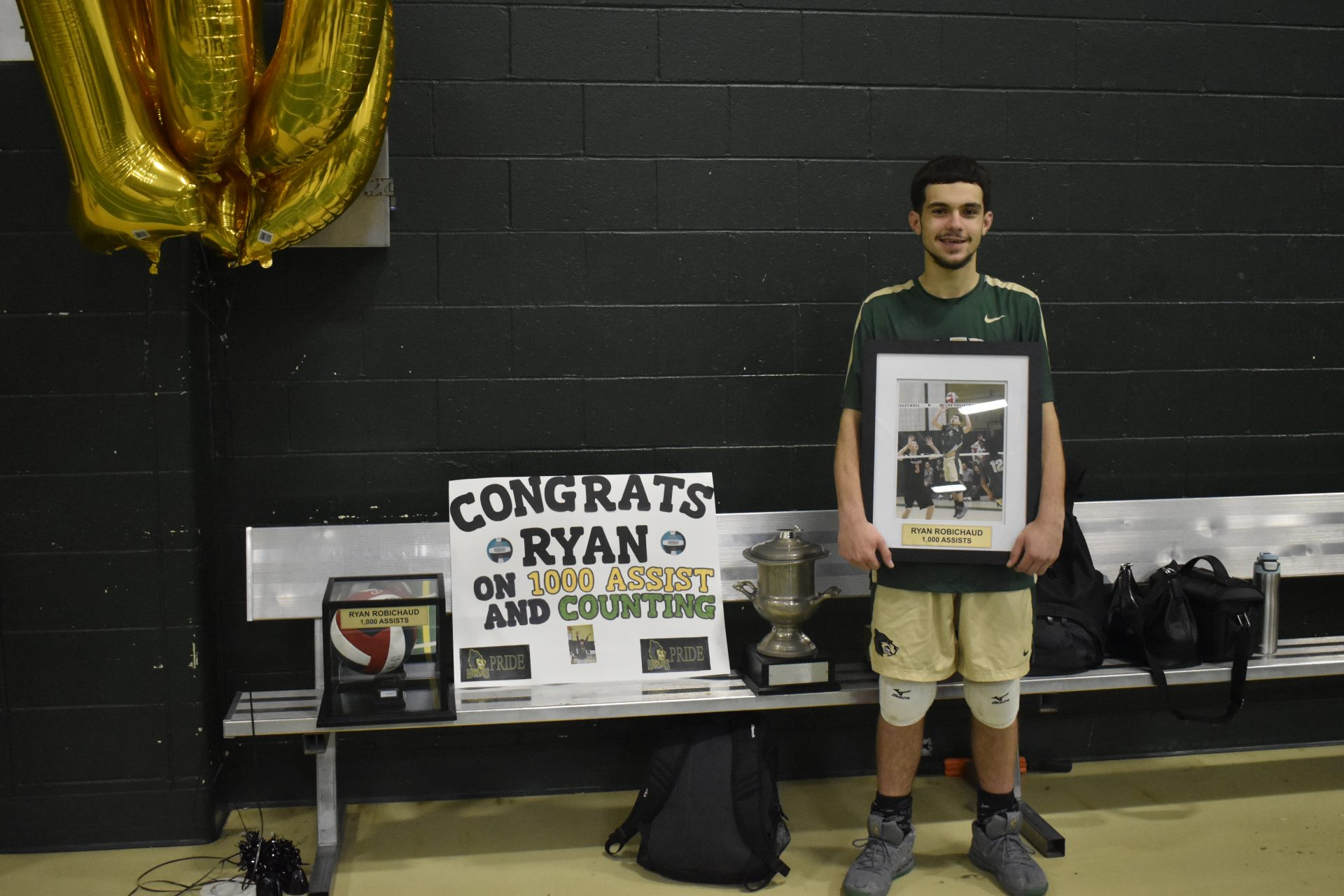 Ryan R One Thousand Assists