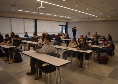 student forum listening