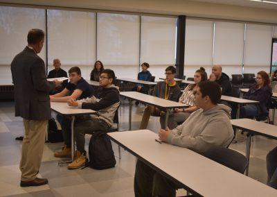 Speech + Classroom