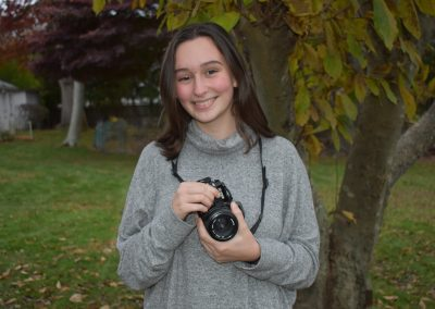Meet Olivia Benoit