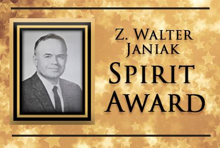 Z. Walter Janiak Spirit Award