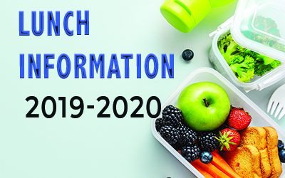2019-2020 Lunch Policy