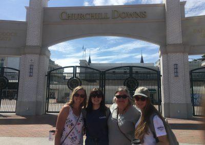 Skills Nationals 2019 Louisville Churchill Downs Outside