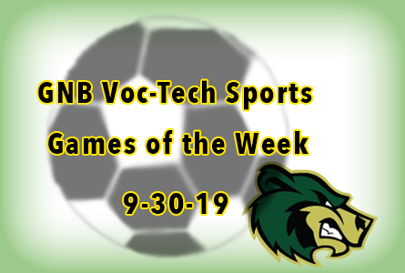 Featured Image for the GNBVT Sports Schedule 9/30/19