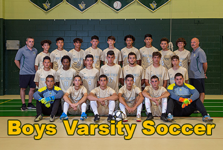 Boys Varsity Soccer Featured Image