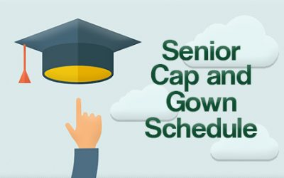 Senior Cap and Gown Information