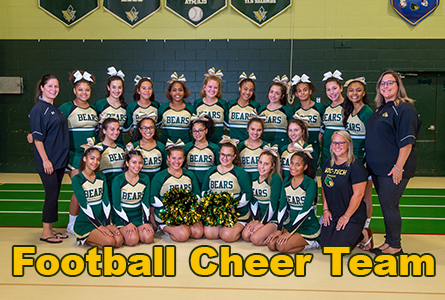 Football Cheer Team Featured Image