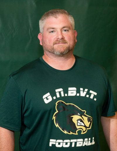 GNBVT football VAR coach Mike Prior
