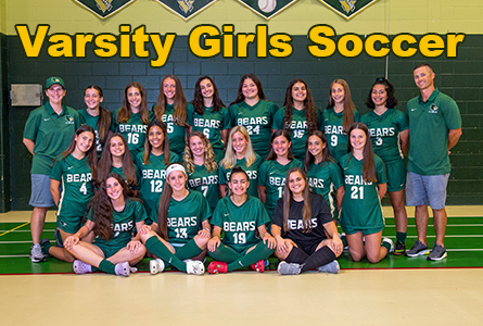 Varsity Girls Soccer Featured Image