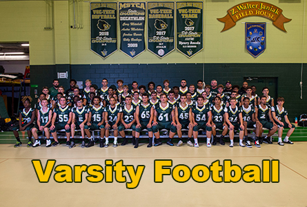 Varsity Football Featured Image