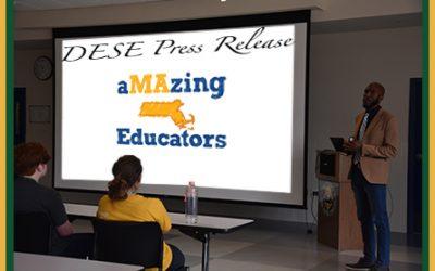 DESE Press Release