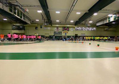 EWS dodgeball