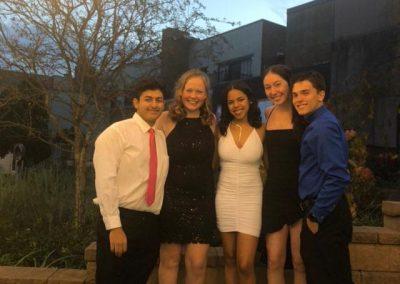 Homecoming Group Photo