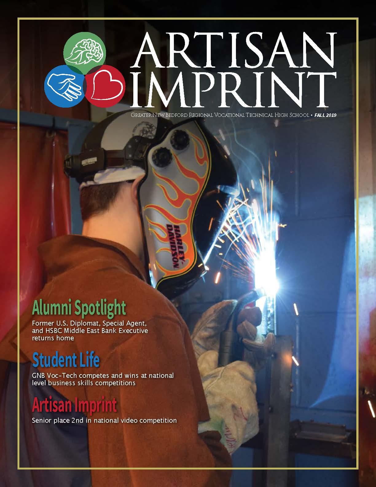 Artisan Imprint Cover Photo (Metal Fab)