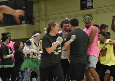 WS Seniors tug of war