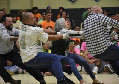 WS Teachers tug of war