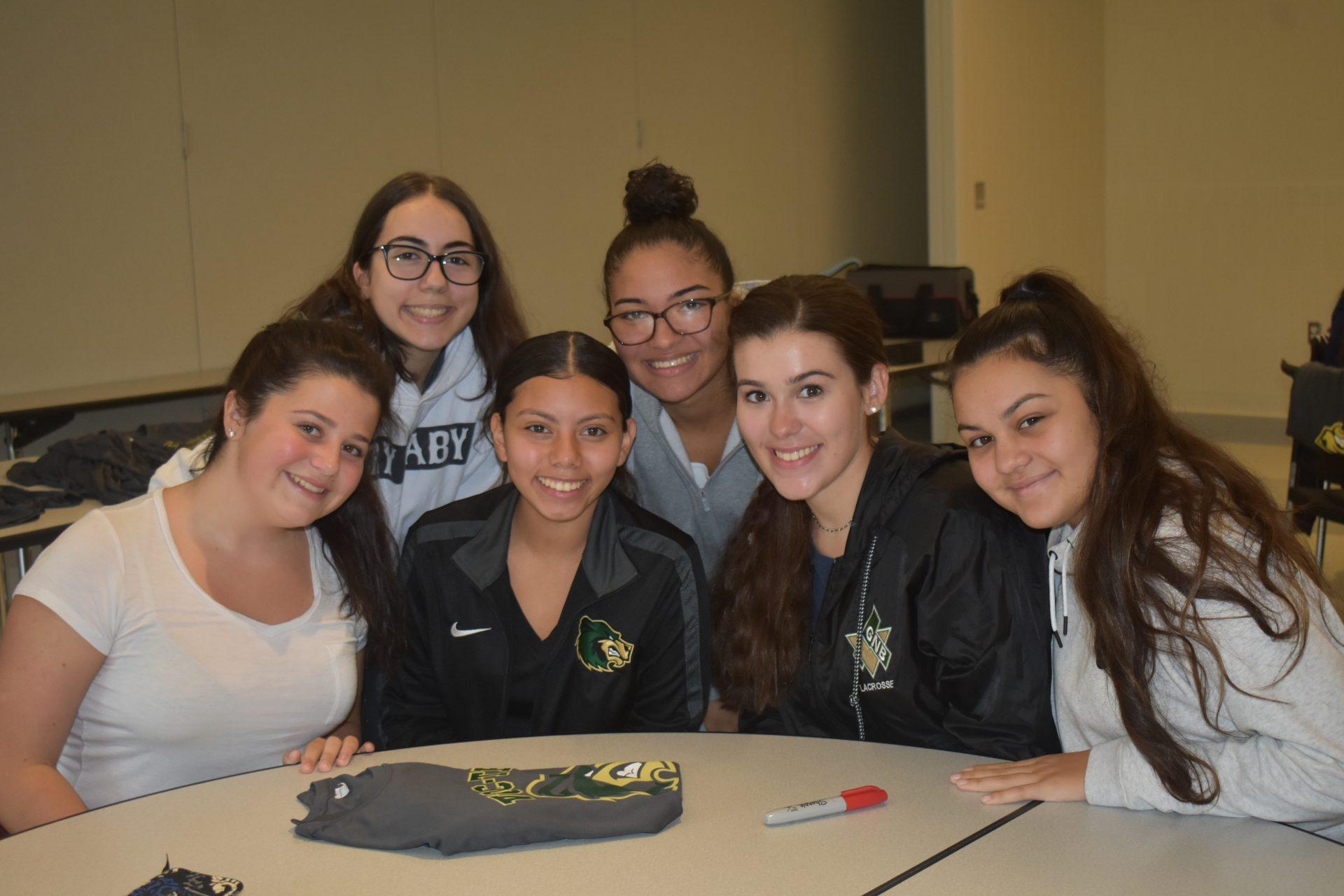 Mentors and Mentees group photo