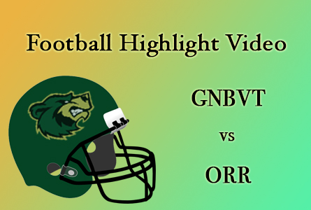 feature image for football video highlight