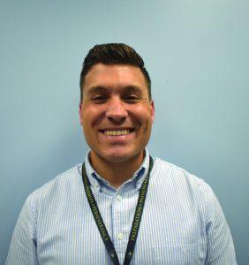 Jarrod Lussier ID Photo