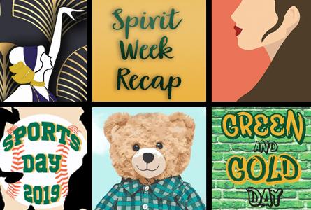 Spirit Week Recap