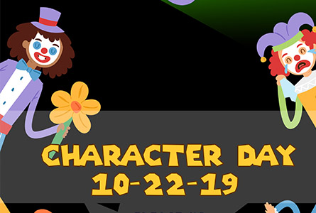 Character Day Feature Image