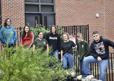 environmental group photo