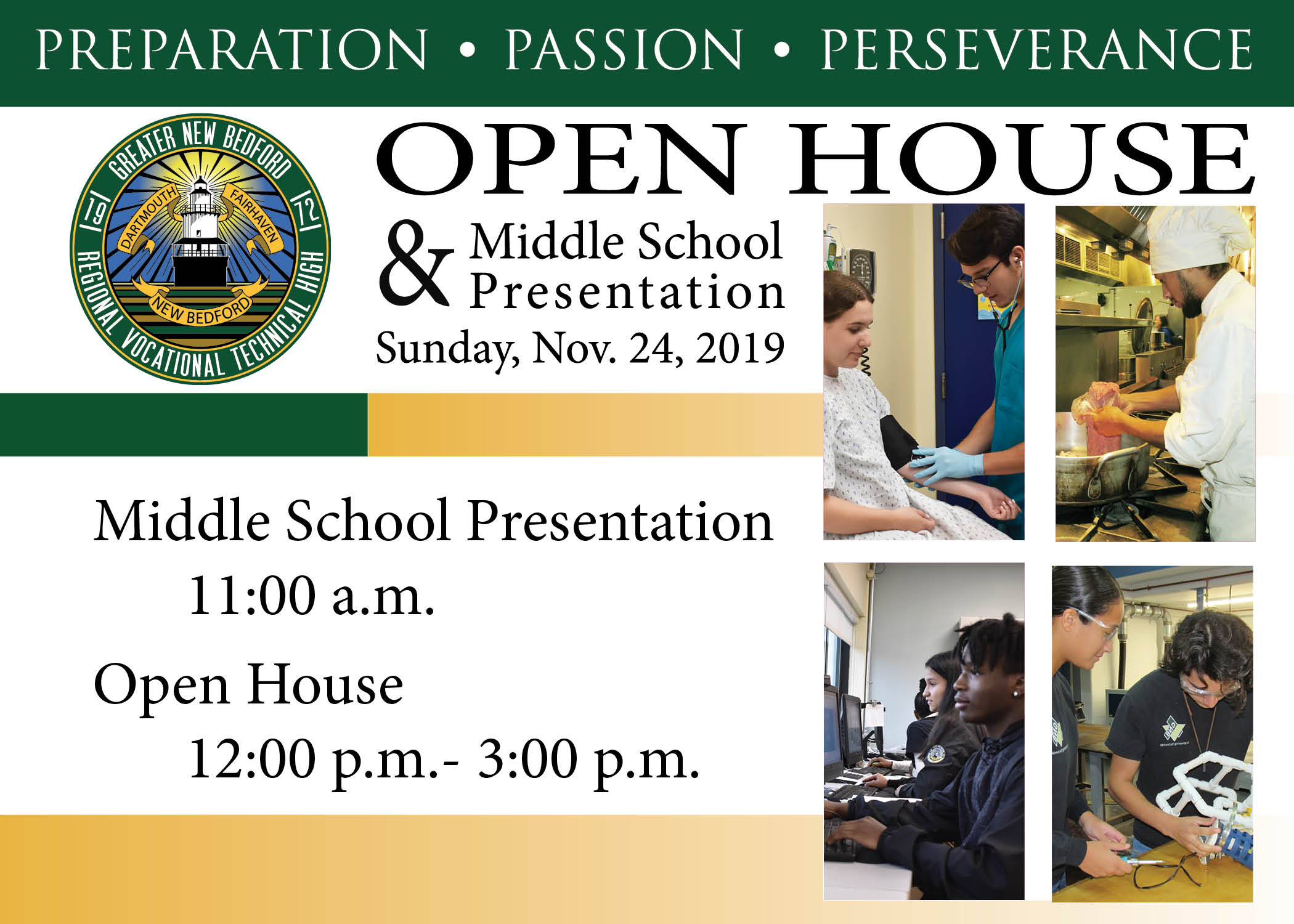 Open House Feature Image