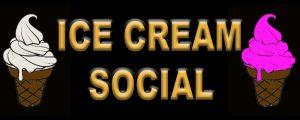 Header ice cream social
