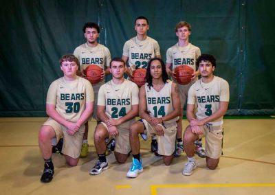 group basketball players photo 7