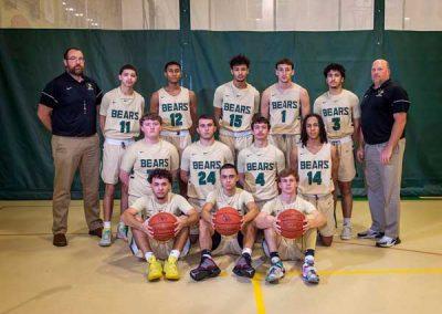 group basketball players photo 5