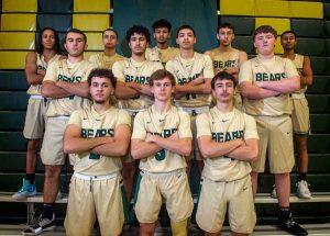 group basketball players photo 1