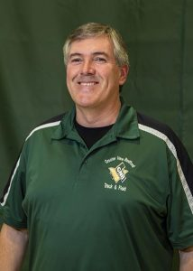 Track and Field Portrait Coach